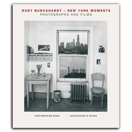 Rudy Burckhardt – New York Moments