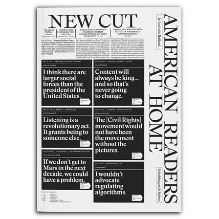American Readers at Home – New Cut